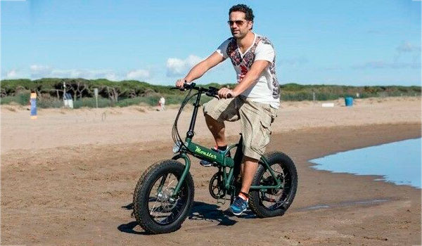 Fat Bike Vivir Alicante